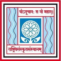 Rashtriya Sanskrit Sansthan, Deemed University, New Delhi, LDC, MTS, Lower Division Clerk, Multi Tasking Staff, Clerk, 10th, freejobalert, Latest Jobs, Sarkari Naukri, rashtriya sanskrit sansthan logo