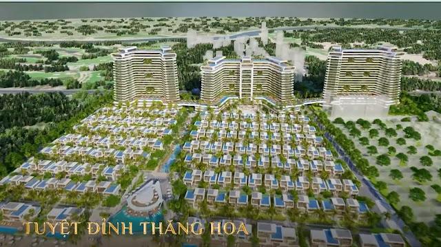 Dự án Sunshine Heritage Đà Nẵng Resort nghỉ dưỡng 6 sao tại Đà Nẵng