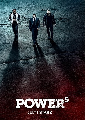 Power - 5ª Temporada Legendada Séries Torrent Download capa