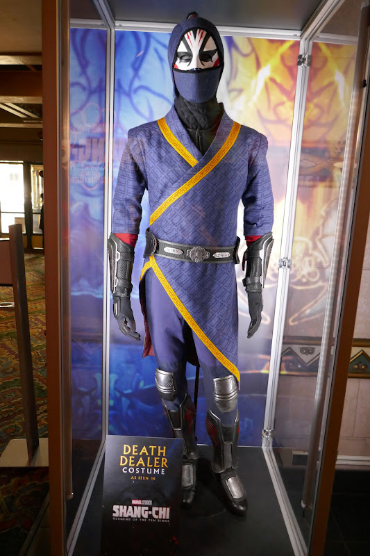 Andy Le Shang-Chi Death Dealer costume