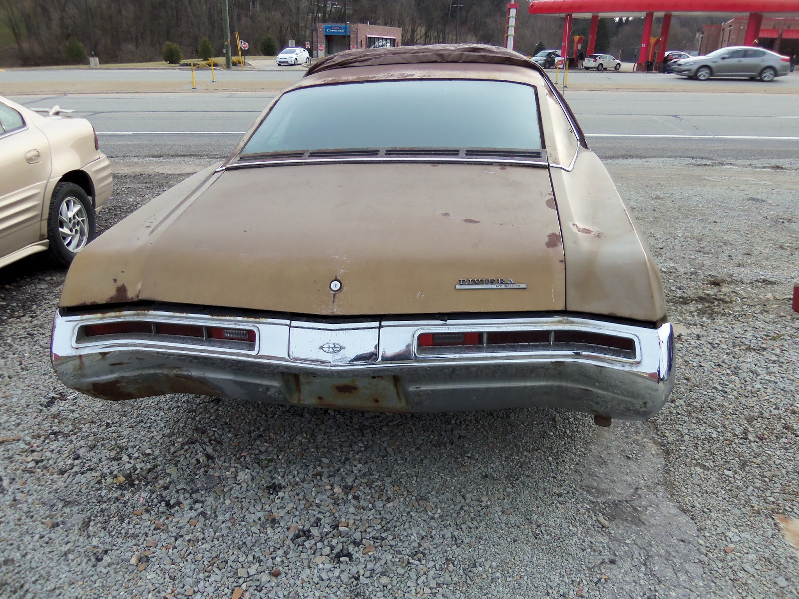 1969 Buick Riviera GS: Craigslist Capture | Wayward Cars: All things