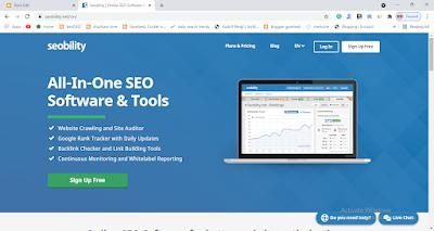 best SEO keyword rank checker tools