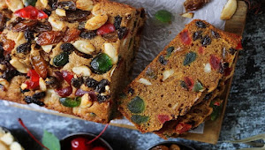 Cara Membuat Kue Steam Fruit Cake
