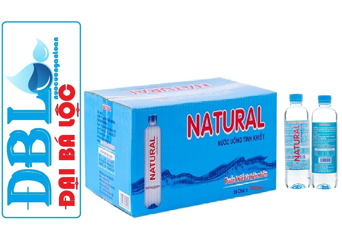 nuoc natural 500ml