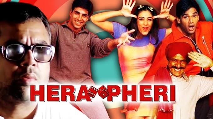 Hera Pheri Full Movie Download & Watch Online (2000)