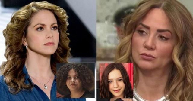 La hija de Lucero recibió muchos criticas después de que la compararan con la hija de Andrea Legarreta