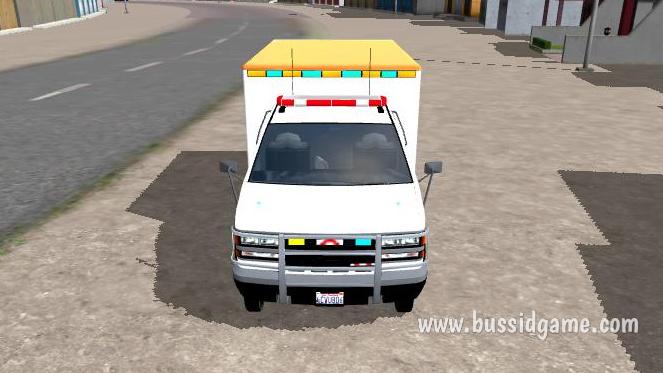 42 Mod Bussid Mobil Ambulance HD Terbaik