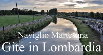 Naviglio Martesana da Milano a Gorgonzola