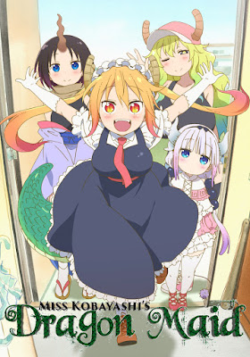 Kobayashi-San Chi No Maid Dragon (TV Series) S01 Custom HD Latino