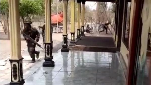 Video Berseragam Militer Latihan Perang di Permukiman Warga, Kodam Brawijaya Membantah
