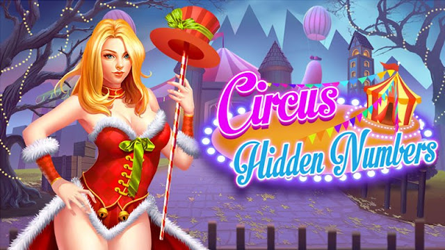 Circus Hidden Numbers - Free online game