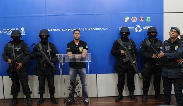 Polícia detalha confronto com trio responsável pela morte de tenente
