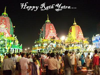 happy rath yatra