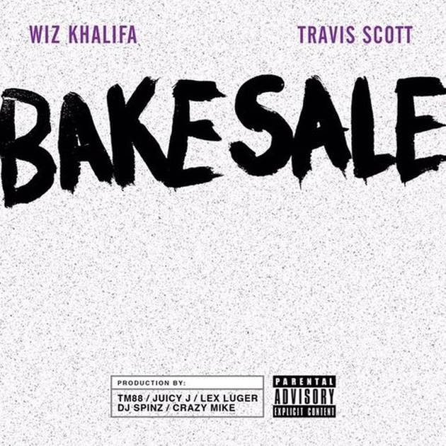 Wiz Khalifa - Bake Sale (Feat. Travi$ Scott & Juicy J)