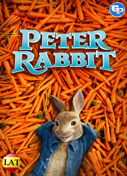 Las Travesuras de Peter Rabbit (2018) LATINO