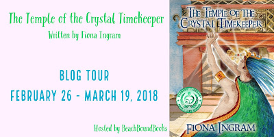 Temple of the Crystal Timekeeper: Fiona Ingram (Promo Post)