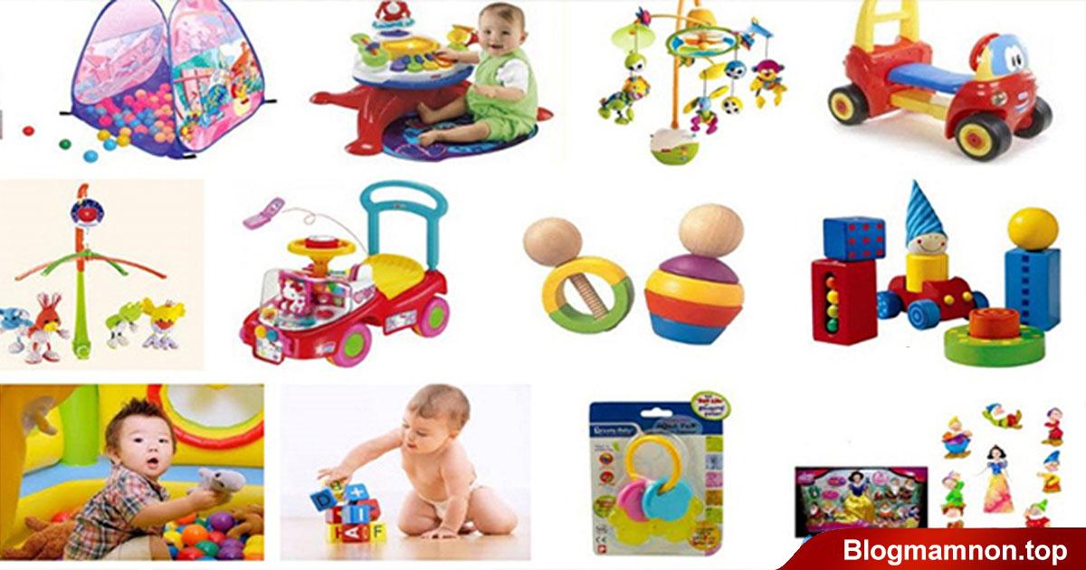 Những nguyên tắc chọn đồ chơi an toàn