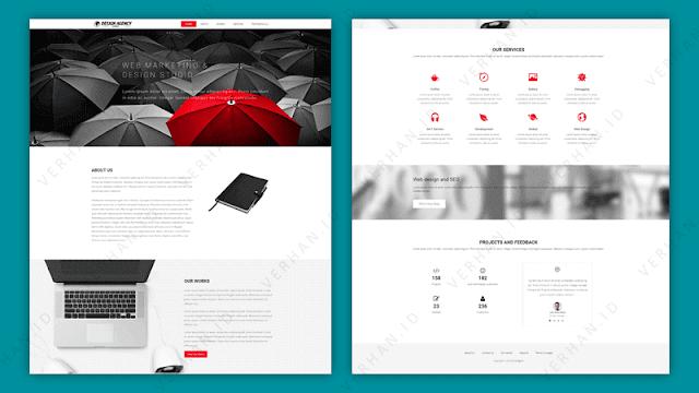 design studio blogger template