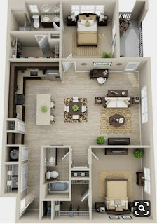 what is house map and 3D house map. How to choose a perfect house map?