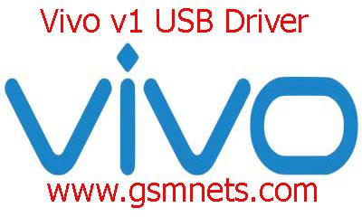 Vivo v1 USB Driver Download