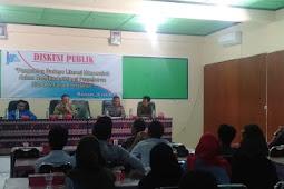 Anorawi Institute Gelar Diskusi Publik Tangkal Isue Hoax Dan Paham Intoleran