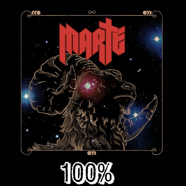 Marte Marte Album Reviews by BDP Metal