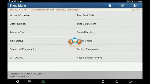 launch-x431-benz-w204-tcm-programming-9