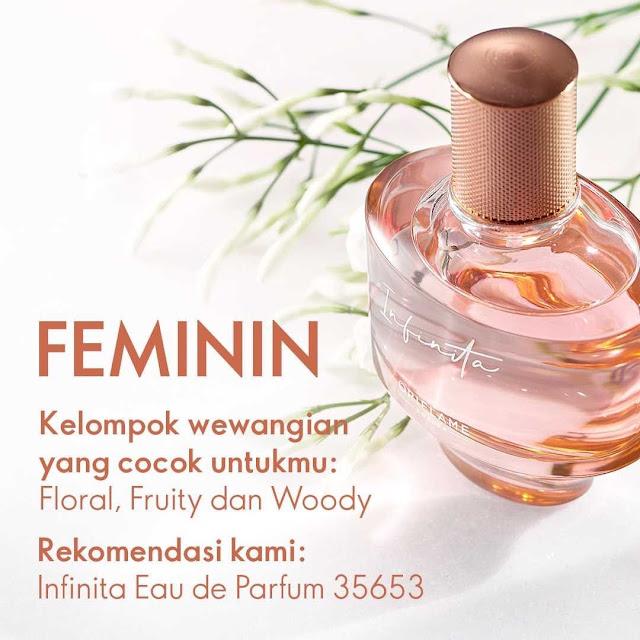 Parfume Oriflame Yang Sesuai Dengan Karakter!