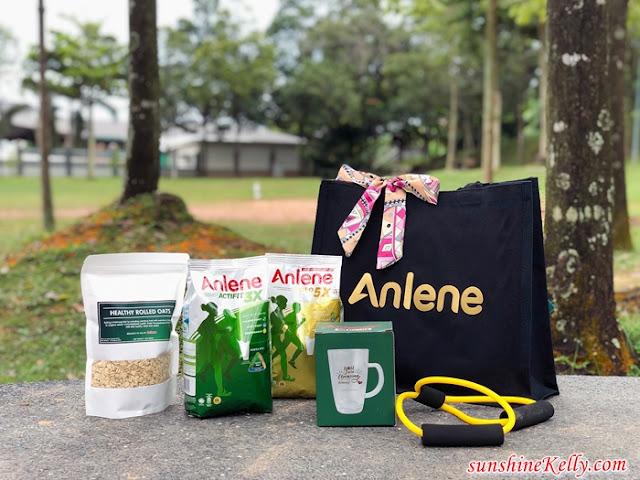 Anlene, ACTIFIT 3X, ACTIFIT GOLD 5X, Anlene Milk, Anlene Milk Powder,  Musculoskeletal Health, Milk Fat Globule Membrane, Health