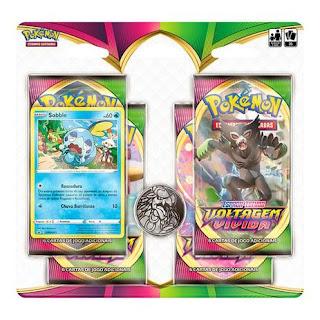Pokémon TCG Voltagem Vívida Quad Pack