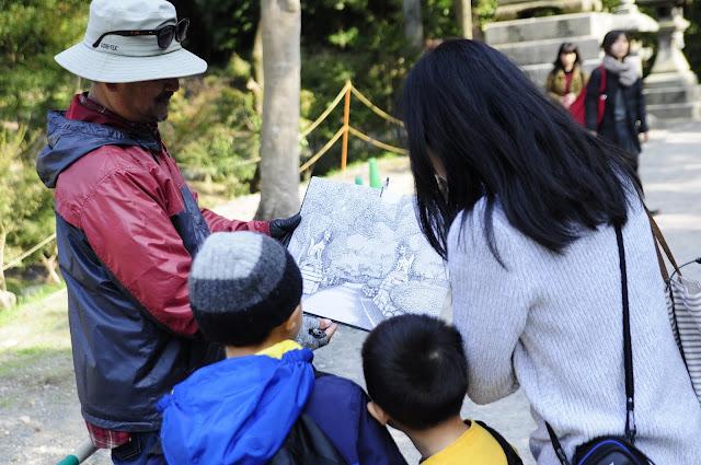 Fushimi Inari Surounding