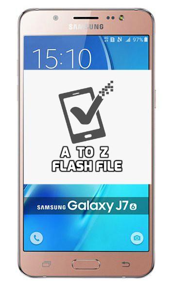 Samsung J710F Binary U3 Flash File Firmware - A to Z Flash File