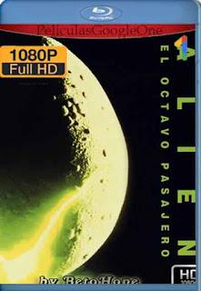 Alien: El Octavo Pasajero [1979] [1080p BRrip] [Latino-Inglés] [GoogleDrive]