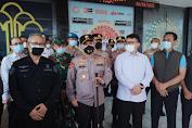 Polri Duga Kebakaran di Lapas Tangerang Akibat Korsleting Listrik