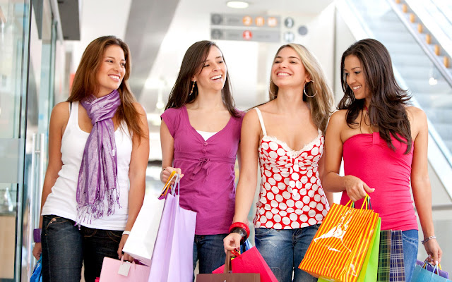top 10 shopping center in ca