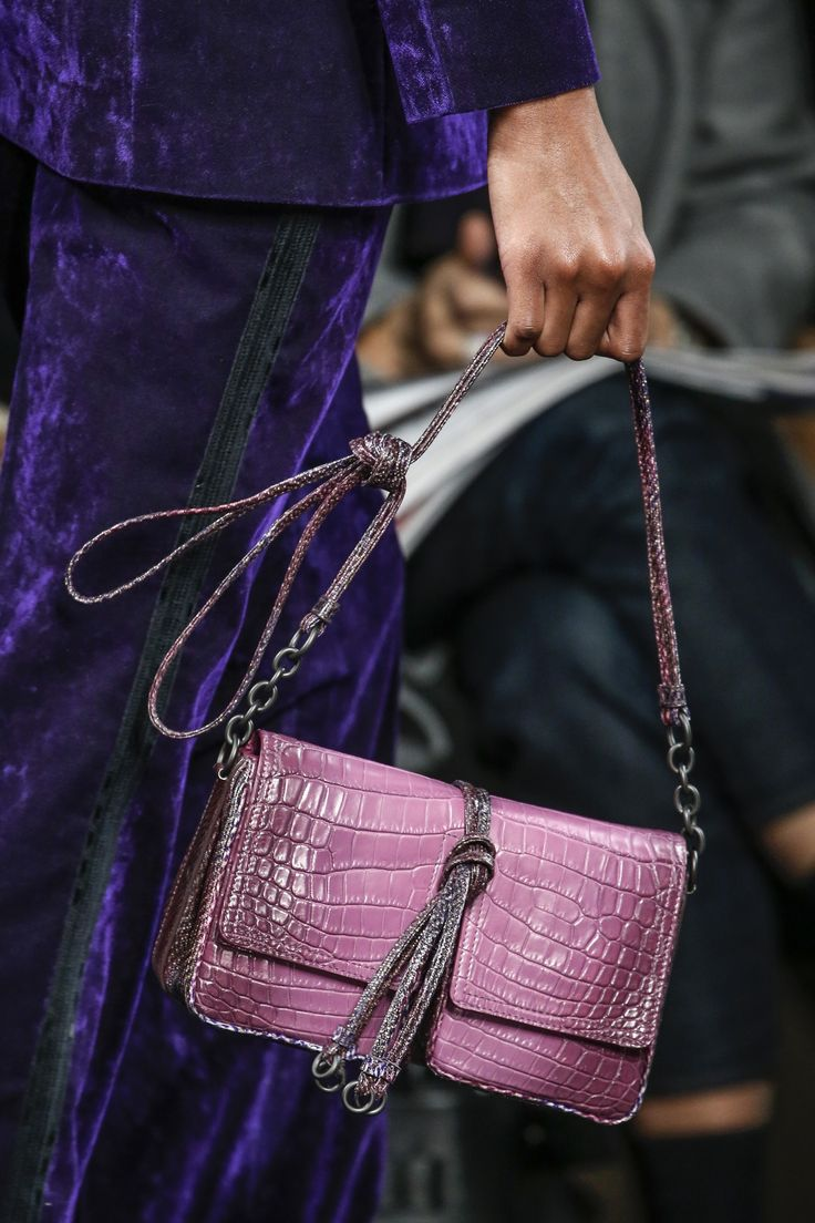 ddc6ac0c9f This fall 10 must have bags image source 10 This bag is from the latest  collection of Bottega Veneta which as an alluring leather drawstring adding  a ...