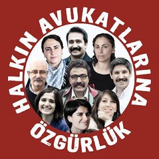 Halkın Tutsak Avukatları Açlık Grevinin 21. Gününde