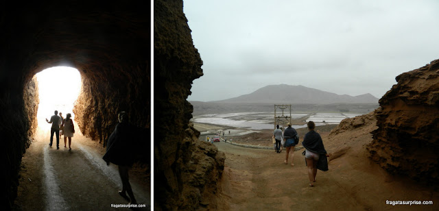 Salina da Pedra de Lume, Ilha do Sal, Cabo Verde