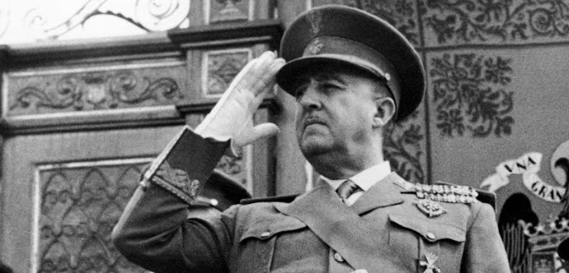 El General Francisco Franco y la transicion politica