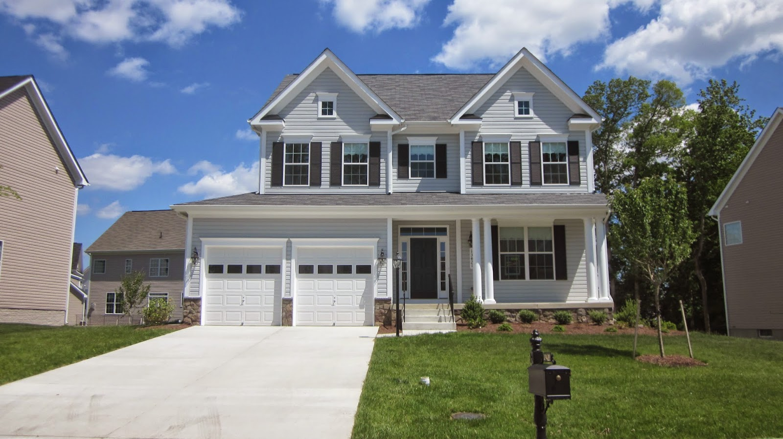 Thomas mill woodbridge va homes for sale for Builders in va
