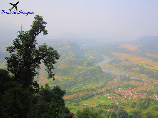 View of Village, Siddha Cave Travel Guide