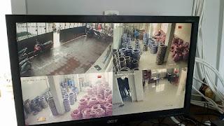 Pemasangan Dan Maintenance pada DISTRIBUTOR BAN - Padang
