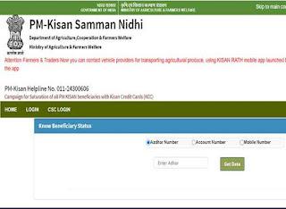 पीएम-किसान सम्मान निधि योजना |  PM-Kisan Samman Nidhi Yojana