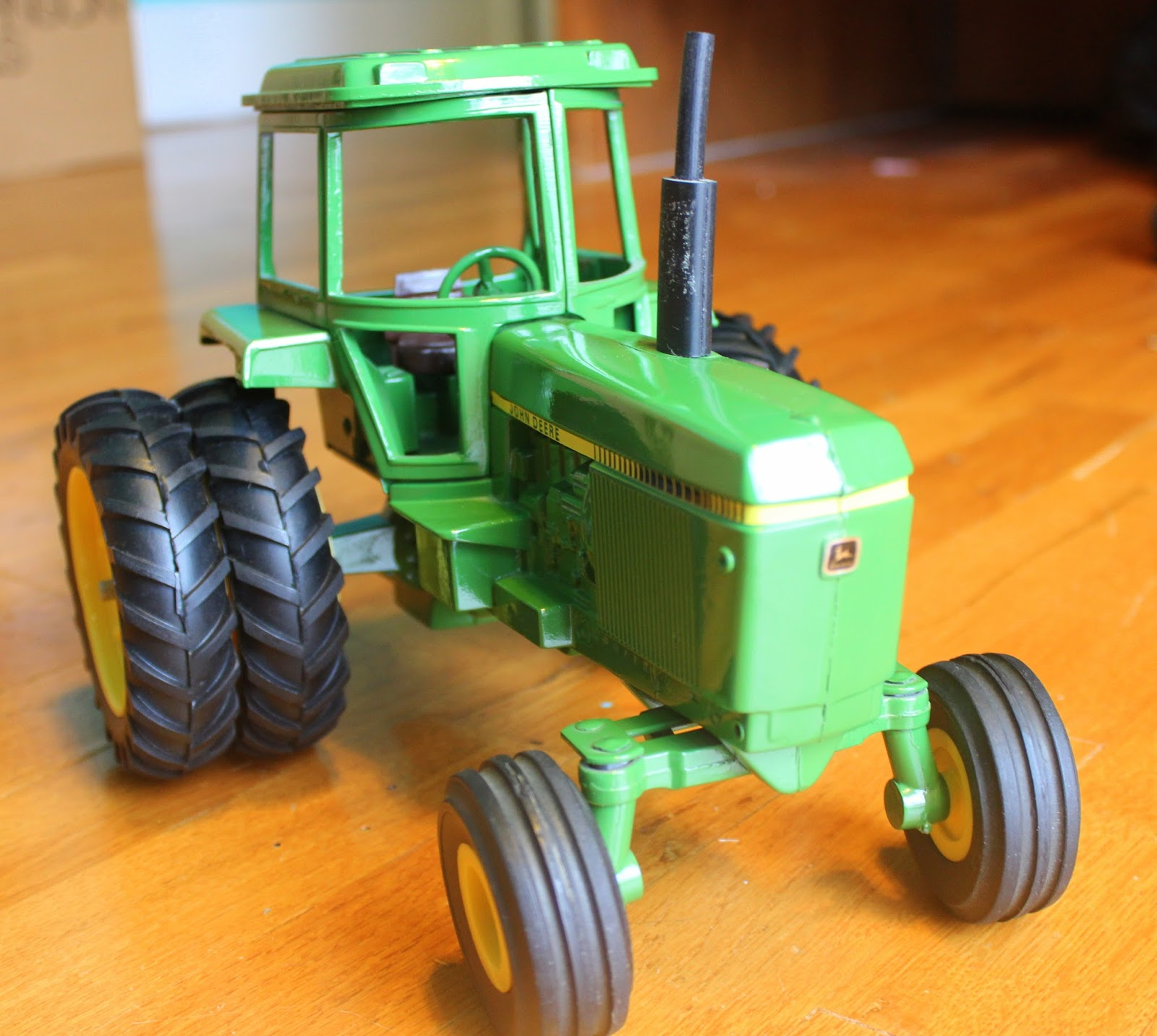 Spoelman Family Toy Tractor Collection John Deere 4440 Iron Horse
