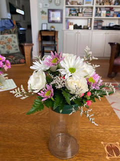 Virtual Flower Arranging Class