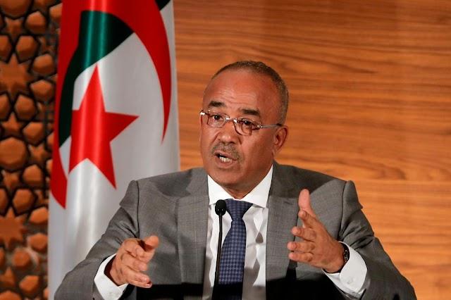 أسماء أعضاء حكومة تصريف الأعمال الجزائرية