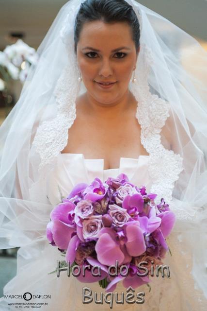 Noiva Aline de Carvalho