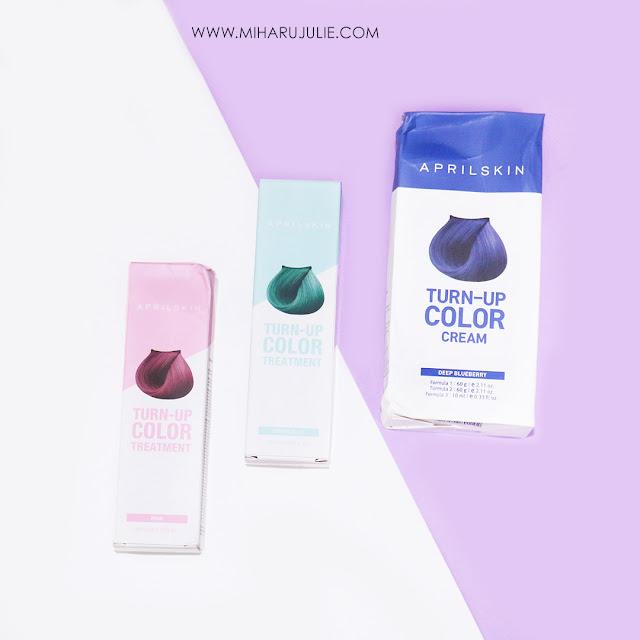 April Skin Turn Up Colour Treatment vs Cream Review