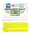 Semak Kelayakan Untuk Tebus Kredit E-Wallet RM100 Percuma