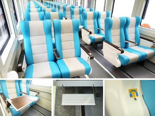 Fasilitas terbaru KA Argo Parahyangan 2018